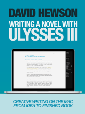 Cover Writing a Novel With Ulysses