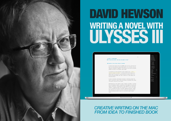 A prominent Ulysses user: mystery author David Hewson. He published a book about the app.