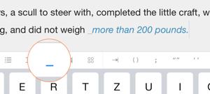 Smart Button, Displaying Markup Closing Tag