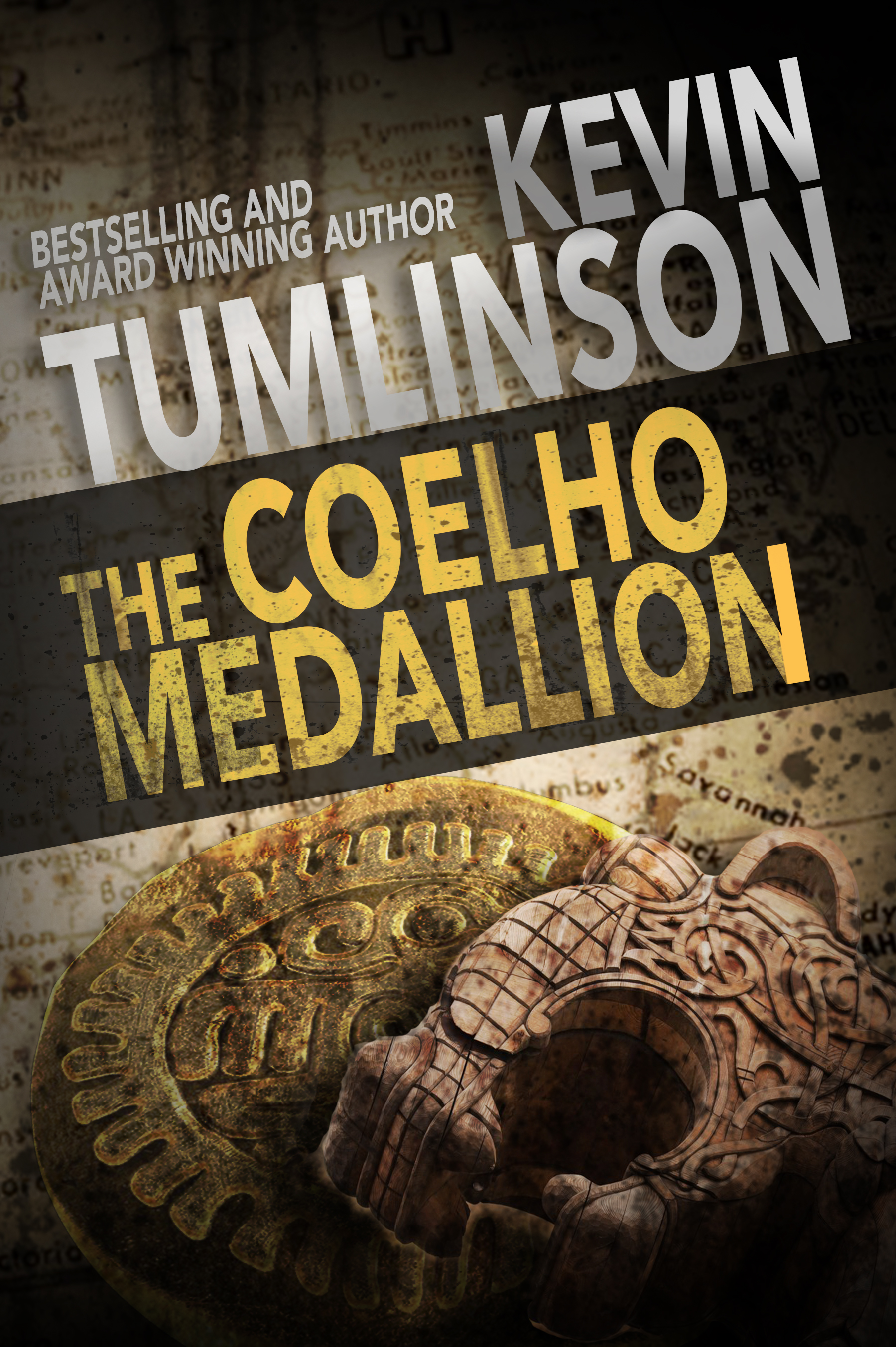 Novel The Coelho Medallion cover