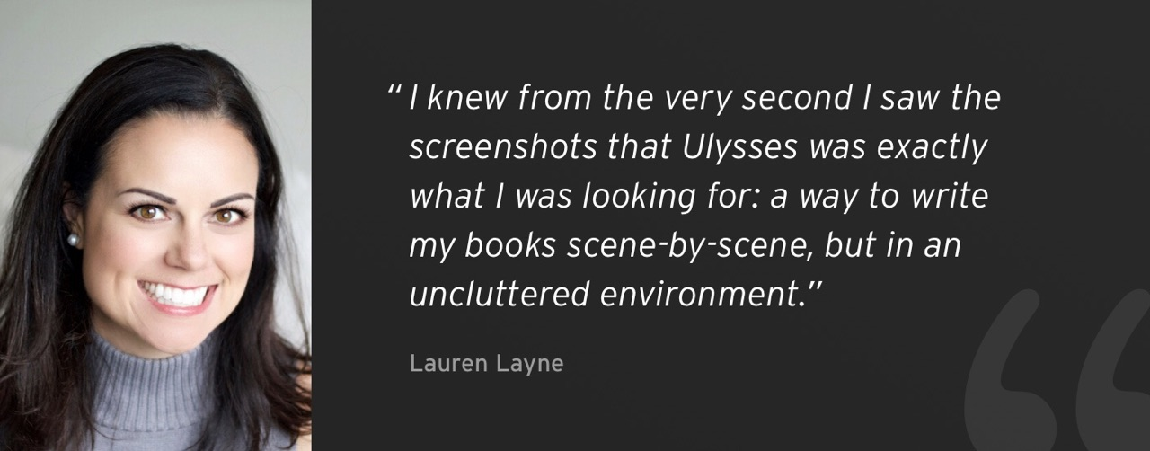 Lauren Layne quote