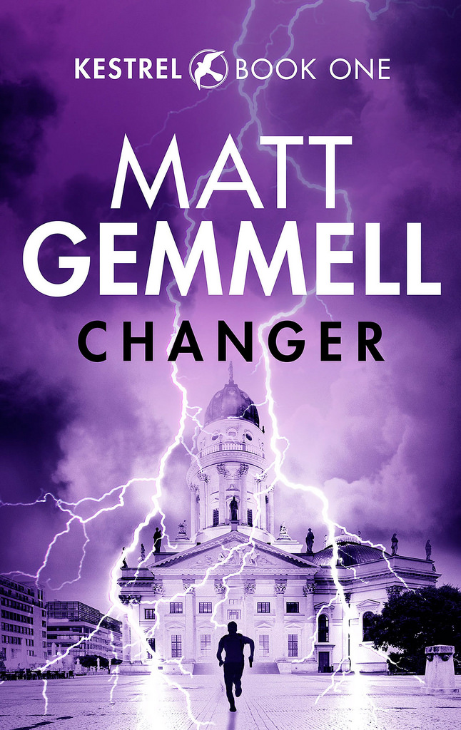 KESTREL SERIES BOOK ONE- CHANGER