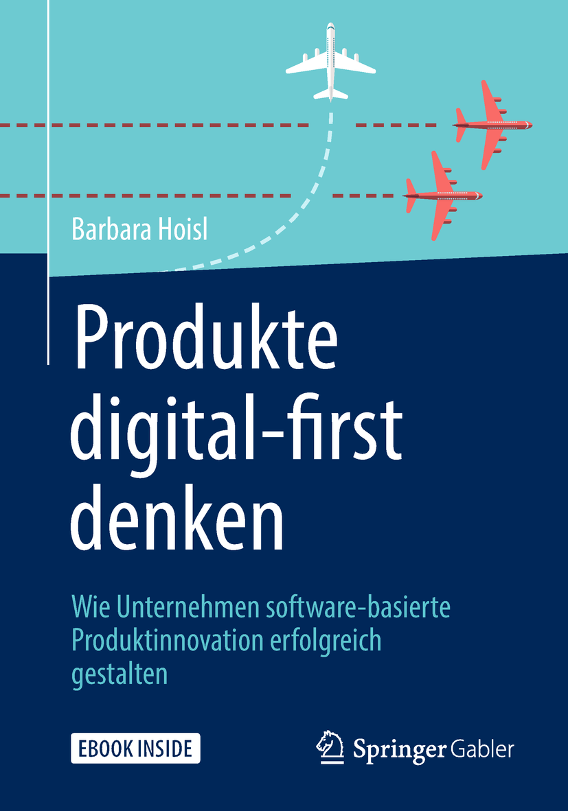 "Cover Produkte digital-first denken"" (""Inventing products digital-first"")"