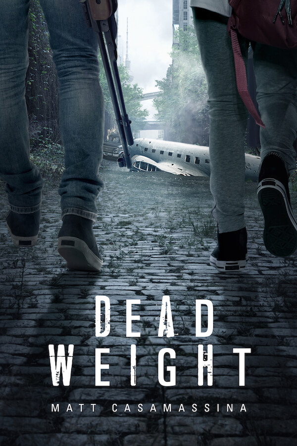 *Dead Weight* was Matt's debut novel